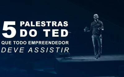 5 palestras do TED que todo empreendedor deve assistir